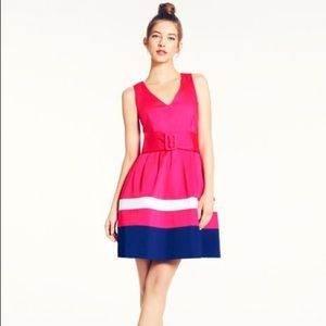 Kate Spade New York Sawyer fit and flare dress